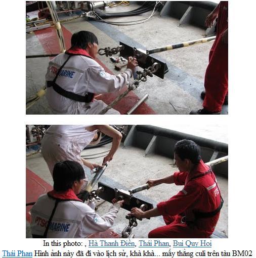 Tau Trung Cong Cat Day Cap VN